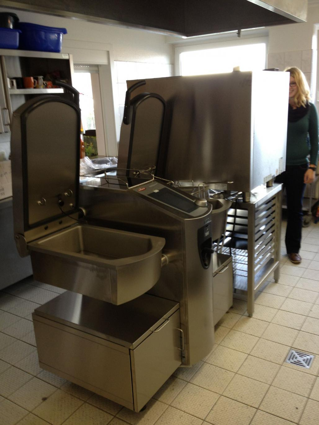 Frima VarioCooking Center Typ 112