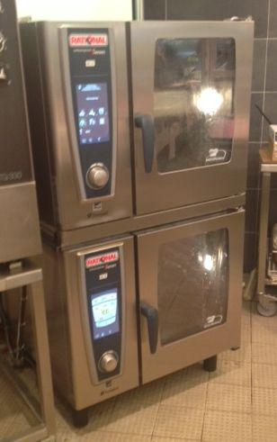 Rational Combi-Duo-Kit 61 auf 61 SCC 5 Senses
